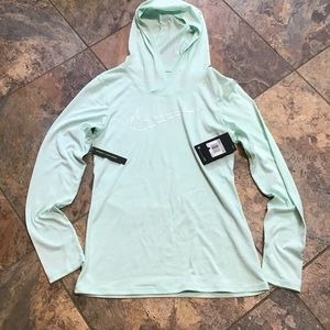 Nike Dri Fit light weight hoodie, NWT